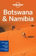 BOTSWANA & NAMIBIA 2013 (3RD ED.) (LONELY PLANET) COUNTRY GUIDES) - 9781741798937 - VV.AA.