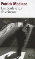 LES BOULEVARDS DE CEINTURE - 9782070370337 - PATRICK MODIANO