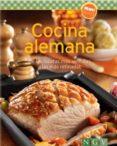 COCINA ALEMANA: DE LAS RECETAS MAS SENCILLAS A LAS MAS REFINADAS: MINILIBROS DE COCINA - 9783625006237 - VV.AA.