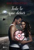 TODO LO QUE DESEES - 9788408136637 - MAR VAQUERIZO