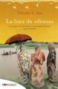 LA LISTA DE OFENSAS - 9788416087037 - DILRUBA Z. ARA