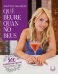 què beure quan no beus (ebook)-meritxell falgueras i febrer-9788416990337