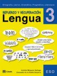 REFUERZO DE LENGUA 3  EDICIÓN - 9788421836637 - VV.AA.