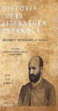 historia de la literatura española-juan luis alborg-9788424917937