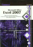 CONOCE EXCEL 2007 - 9788428331937 - GEMA MARTIN BENITO