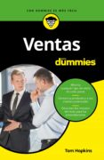ventas para dummies-tom hopkins-9788432904837