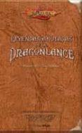LAS LEYENDAS ANOTADAS DE LA DRAGONLANCE - 9788448034337 - MARGARET WEIS