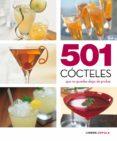 501 COCTELES QUE NO PUEDES DEJAR DE PROBAR - 9788448069537 - VV.AA.