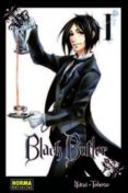 BLACK BUTLER (VOL. 1) - 9788467906837 - YANA TOBOSO