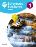 SCIENCES SOCIALES 1º EDUCACION PRIMARIA (IDEES BRILLANTES) FRANCES - 9788469845837 - VV.AA.