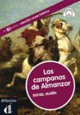 LAS CAMPANAS DE ALMANZOR + CD (NIVEL B1) - 9788484437437 - VV.AA.