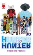 HUNTER X HUNTER 30 - 9788490947937 - YOSHIHIRO TOGASHI
