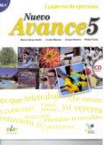NUEVO AVANCE 5 EJERCICIOS + CD - 9788497786737 - VV.AA.