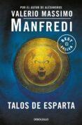 TALOS DE ESPARTA - 9788497937337 - VALERIO MASSIMO MANFREDI