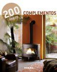 COMPLEMENTOS (200 TRUCOS) - 9788499281537 - VV.AA.