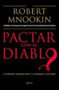 pactar con el diablo (ebook)-robert h. mnookin-9788408110347