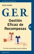 ger gestión eficaz de las recompensas (ebook)-paco muro-9788417312947
