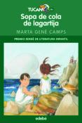 sopa de cola de lagartija (ebook)-marta gene camps-9788423697847