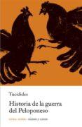 HISTORIA DE LA GUERRA DEL PELOPONESO - 9788426142047 - TUCIDIDES