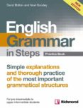 NEW ENGLISH GRAMMAR IN STEPS PRACTICE BOOK WITHOUT ANSWERS - 9788466817547 - VV.AA.