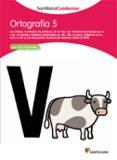 ORTOGRAFIA 5 - 9788468012247 - VV.AA.