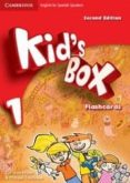 KID S BOX 1 FOR SPANISH SPEAKERS FLASHCARDS 2ND EDITION - 9788483238547 - VV.AA.