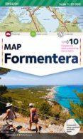 MAPA FORMENTERA (INGLES) - 9788484783947 - VV.AA.