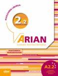 ARIAN 2.2: IKASLEAREN LIBURUA - 9788490270547 - VV.AA.