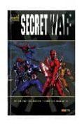 SECRET WAR - 9788498851847 - BRIAN MICHAEL BENDIS