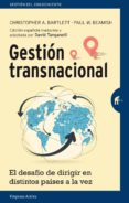 GESTIÓN TRANSNACIONAL (EBOOK) - 9788499449647 - CHRISTOPHER A. BARTLETT