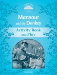 CLASSIC TALES 1 MANSOUR & DONKEY AB 2ED - 9780194238557 - VV.AA.