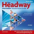 NEW HEADWAY INTERMEDIATE (4TH EDITION) (CD-ROM) - 9780194768757 - JENNY QUINTANA