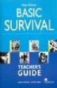 SURVIVAL ENGLISH BASIC: TEACHER S GUIDE: LEVEL 2 (BUSINESS ENGLIS H) - 9781405003957 - PETER VINEY