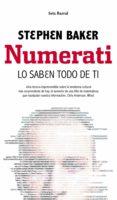 NUMERATI: LO SABEN TODO DE TI - 9788432231957 - STEPHEN BARKER