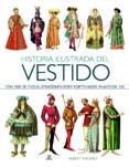 historia ilustrada del vestido-albert racinet-9788466234757