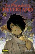the promised neverland 6-kaiu shirai-9788467934557
