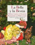 LA BELLA Y LA BESTIA - 9788494094057 - MADAME LEPRINCE DE BEAUMONT
