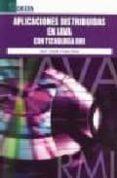 APLICACIONES DISTRIBUIDAS EN JAVA CON TECNOLOGIA RMI - 9788496477957 - SANTI CABALLE