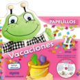 VACACIONES PAPELILLOS 4 (CD MUSICA Y PEGATINAS) - 9788498776157 - VV.AA.