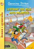 L ESTRANY CAS DELS JOCS OLIMPICS - 9788499328157 - GERONIMO STILTON