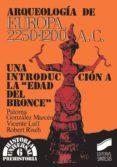 arqueología de europa, 2250-1200 a.c. (ebook)-vicente lull-9788499583457