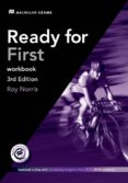 READY FOR FIRST WORKBOOK (- KEY) + AUDIO CD PACK - 9780230440067 - VV.AA.