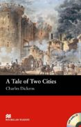 macmillan readers beginner: tale of two cities, a pack-stephen colbourn-9781405076067