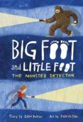 THE MONSTER DETECTOR (BIG FOOT AND LITTLE FOOT #2) (EBOOK) - 9781683353867 - POTTER ELLEN