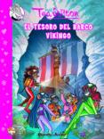 (PE) COMIC TEA STILTON 3: EL TESORO DEL BARCO VIKINGO - 9788408100867 - TEA STILTON