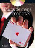 TRUCOS DE MAGIA CON CARTAS - 9788425520167 - SERGI PASCUAL