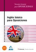 INGLES BASICO PARA OPOSICIONES - 9788466560467 - VV.AA.