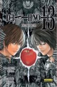 DEATH NOTE 13: HOW TO READ DEATH NOTE - 9788467923667 - TSUGUMI OHBA