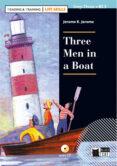 THREE MEN IN A BOAT. BOOK + CD (LIFE SKILLS) - 9788468250267 - VV.AA.