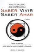 SABER VIVIR, SABER AMAR - 9788477206767 - ADELITA SALCEDO